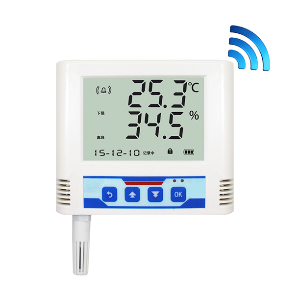WIFI温湿度变送记录仪