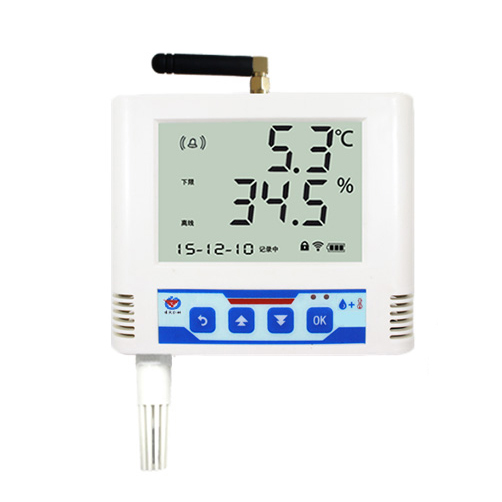 GPRS温湿度变送记录仪