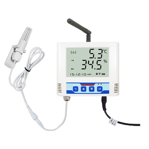 无线电温湿度变送记录仪