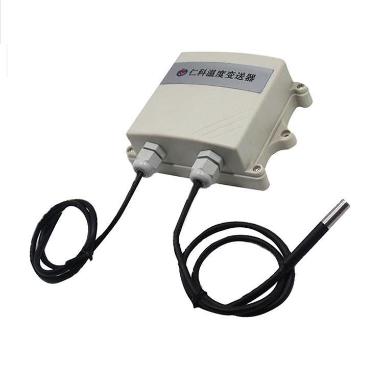 壁挂王字壳模拟量单温度变送器  RS-WD-*-2-*