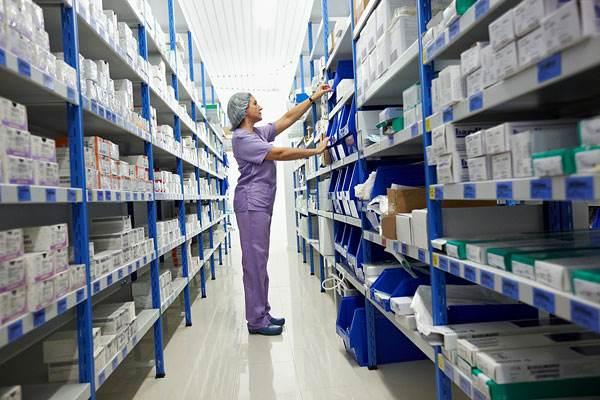 新版GSP标准药品库房温湿度监测485方案