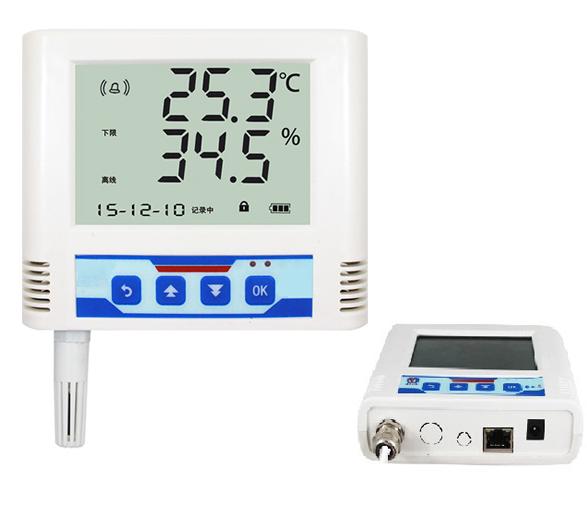 工业级以太网型温湿度传感器的用途