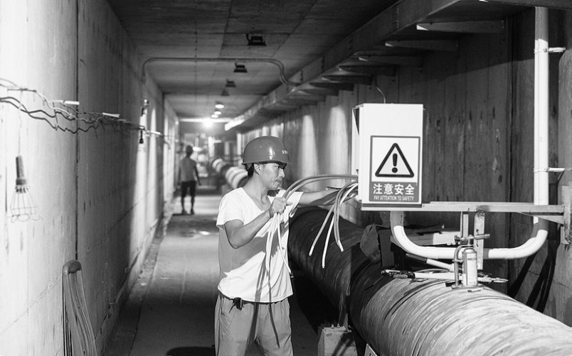 地下管廊环境监测