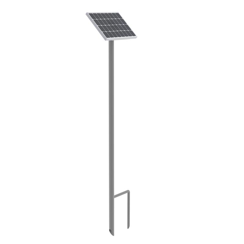 太阳能充电板及支架  171