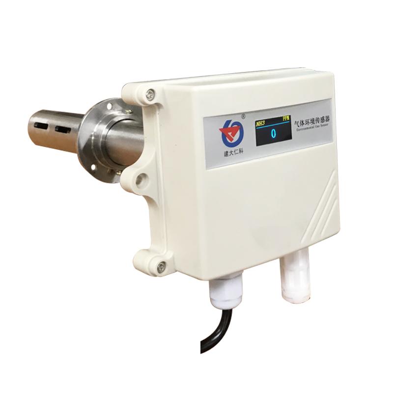 管道式氨气变送器 184